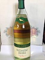 Фризантино 1,5л. белое полусладкое игристое