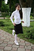 """Юбка вязанная для школы, """" Silena """""""