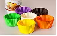 Бумажные формы для кексов ассорти 30 шт