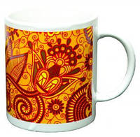 Чашка 330мл декор Орнамент 21-206-065 Оселя