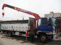 Аренда кран-манипуляторов от 5 до 30 тонн