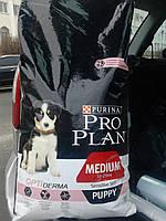 PRO PLAN® Medium Puppy с комплексом OPTISTART® с высоким содержанием курицы. 12кг