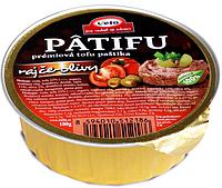 ВЕГА паштет из тофу с помидорами и оливками, 100 гр Veto