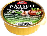 ВЕГА паштет из тофу с базиликом и чесноком, 100 гр Veto