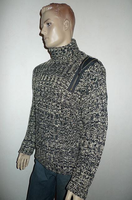 Молодежный теплый свитер Boren