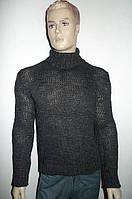 Мужской свитер с воротником-хомутом RCR