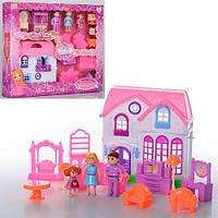 Домик для кукол 689-8