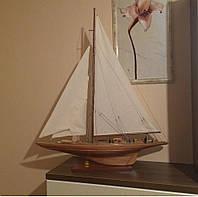 "Корабль ""Endeavour"", 80х97 см"
