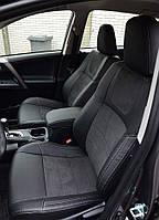 Чехлы в салон Toyota Rav-4 IV (2016-н.д.)