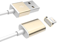 Магнитный кабель Magnetic to USB Cable Apple 5/5S/6 MD818FE, фото 1