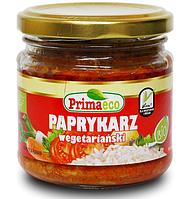 ВЕГА паста из болгарского перца с рисом BIO, 160 гр Primaeco