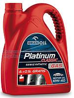 Масло Platinum Classic Gas Semisynthetic 10W-40 4.5 L