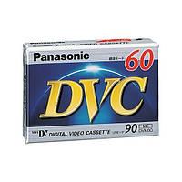 Видеокассета DVC  Panasonic miniDV 60min