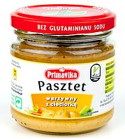 ВЕГА паштет овощной с нутом, 160 гр Primavika