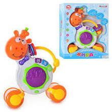Іграшка Веселий жираф музична ТМ Zhorya