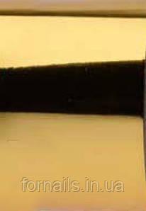 Переводная фольга №1 (золото) 1 м