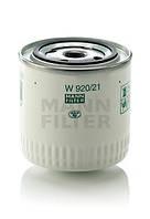 Фильтр масляный MANN W 920/21 для Lada ВАЗ 2101 , 2103 , 2106 , 2105 , 2104