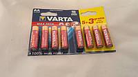 Батарейки VARTA 4706 MAX-TECH LR6 8 BL