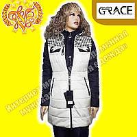 Модная женская куртка