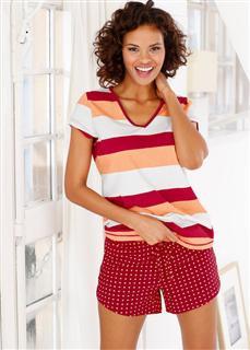 Жіночі піжами, домашні костюми з шортами і міні-шортами, комплекти з трусиками