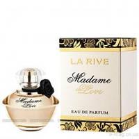La Rive Madame in Love EDP 90ml (парфюмир.вода) женская