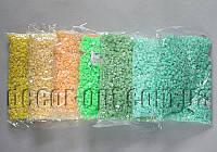 Камешки-половинки перл.AB 6 мм /250гр