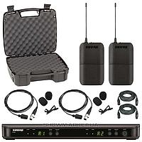 Shure Микрофонная радио-система SHURE BLX188/CVL