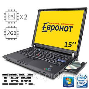 Lenovo (IBM) ThinkPad R60, фото 2