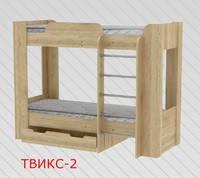 Кровать Твикс-2 ольха