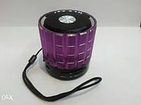 Компактная портативная акустическая колонка с USB/CardReader/FM-pадиоприемником T-125, музыкальная колонка