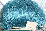 Лялька риболовне сіткове полотно з плетеної волосіні 0,17*4 жили осередок 65, 70, 80, 85, 90, 100, 110 мм., фото 2
