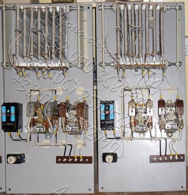 ПМС-50, ПМС-80, ПМС-150, ПМС-160 панели управления электромагнитами