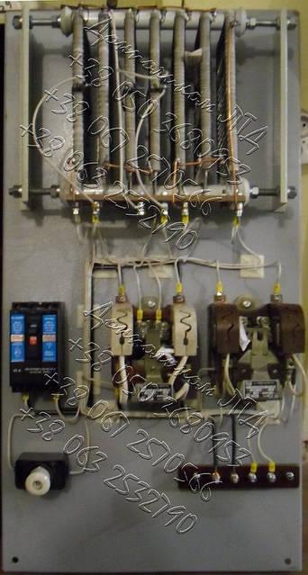 ПМС-50, ПМС-80, ПМС-150, ПМС-160 панели управления электромагнитами 1