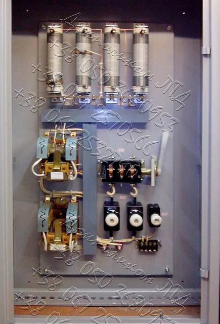 ПМС-50, ПМС-80, ПМС-150, ПМС-160 панели управления электромагнитами 8