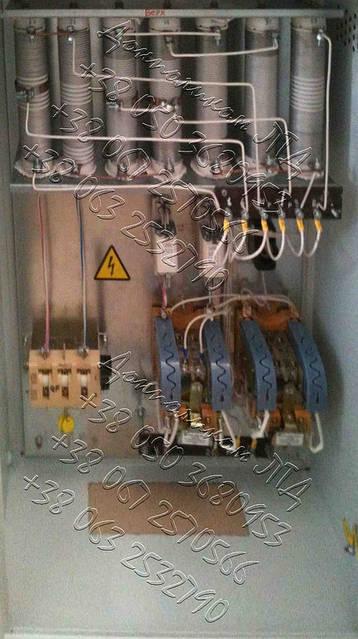 ПМС-50, ПМС-80, ПМС-150, ПМС-160 панели управления электромагнитами 11
