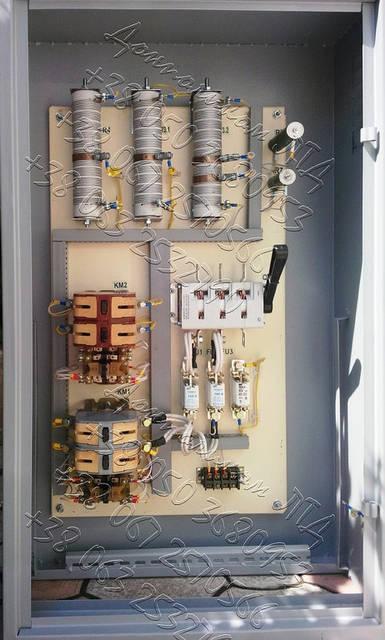 ПМС-50, ПМС-80, ПМС-150, ПМС-160 панели управления электромагнитами 17