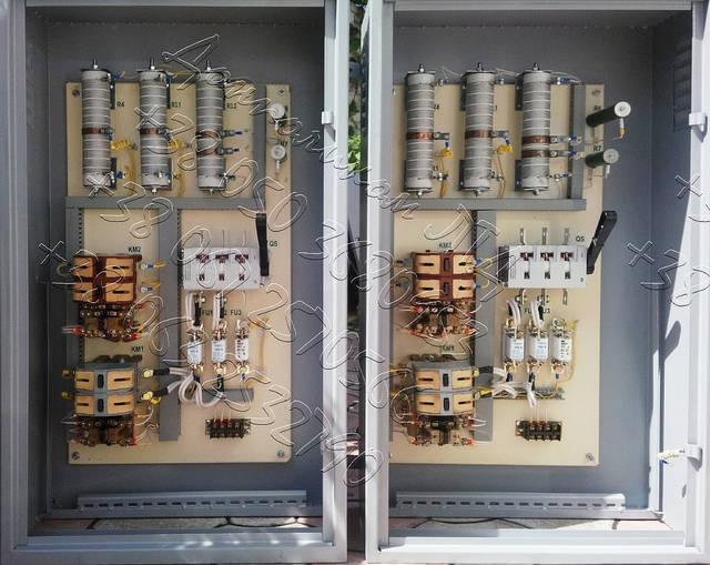 ПМС-50, ПМС-80, ПМС-150, ПМС-160 панели управления электромагнитами 18