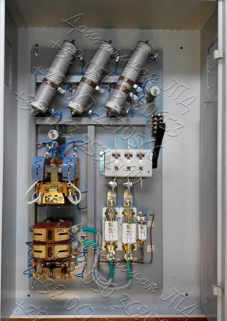 ПМС-50, ПМС-80, ПМС-150, ПМС-160 панели управления электромагнитами 20