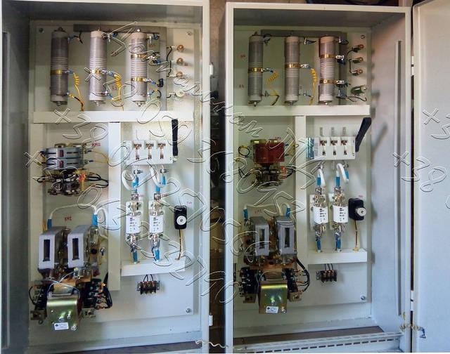 ПМС-50, ПМС-80, ПМС-150, ПМС-160 панели управления электромагнитами 22