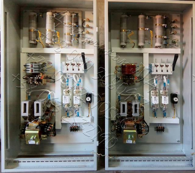 ПМС-50, ПМС-80, ПМС-150, ПМС-160 панели управления электромагнитами 24