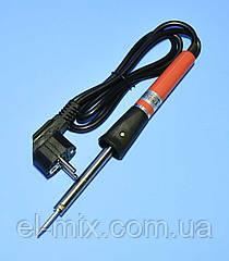 Паяльник 220V ZD-407 40Вт (ніхромовий нагрівач, євровилка) Kemot  LUT0019
