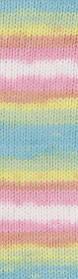 Пряжа для ручного и машинного вязания (детская) Burcum Bebe Batik Alize/Буркум Беби Батик Ализе