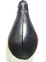 Кожаная груша-капля N2