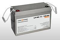 Мультигелевый аккумулятор LP-MG 12-100Ah LogicPower
