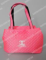 """Женская сумка """"CHANEL"""" розовый"""