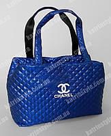 """Женская сумка """"CHANEL"""" синий"""
