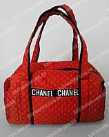 """Женская сумка """"CHANEL"""" светло-красный"""