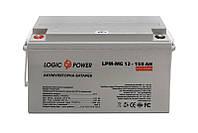 Мультигелевый аккумулятор LP-MG 12-150Ah LogicPower