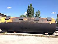 Монтаж железнодорожных цистерн с внутренними перегородками , устройство технологии ( обвязка резервуара), устр