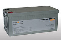Мультигелевый аккумулятор LP-MG 12-200Ah LogicPower